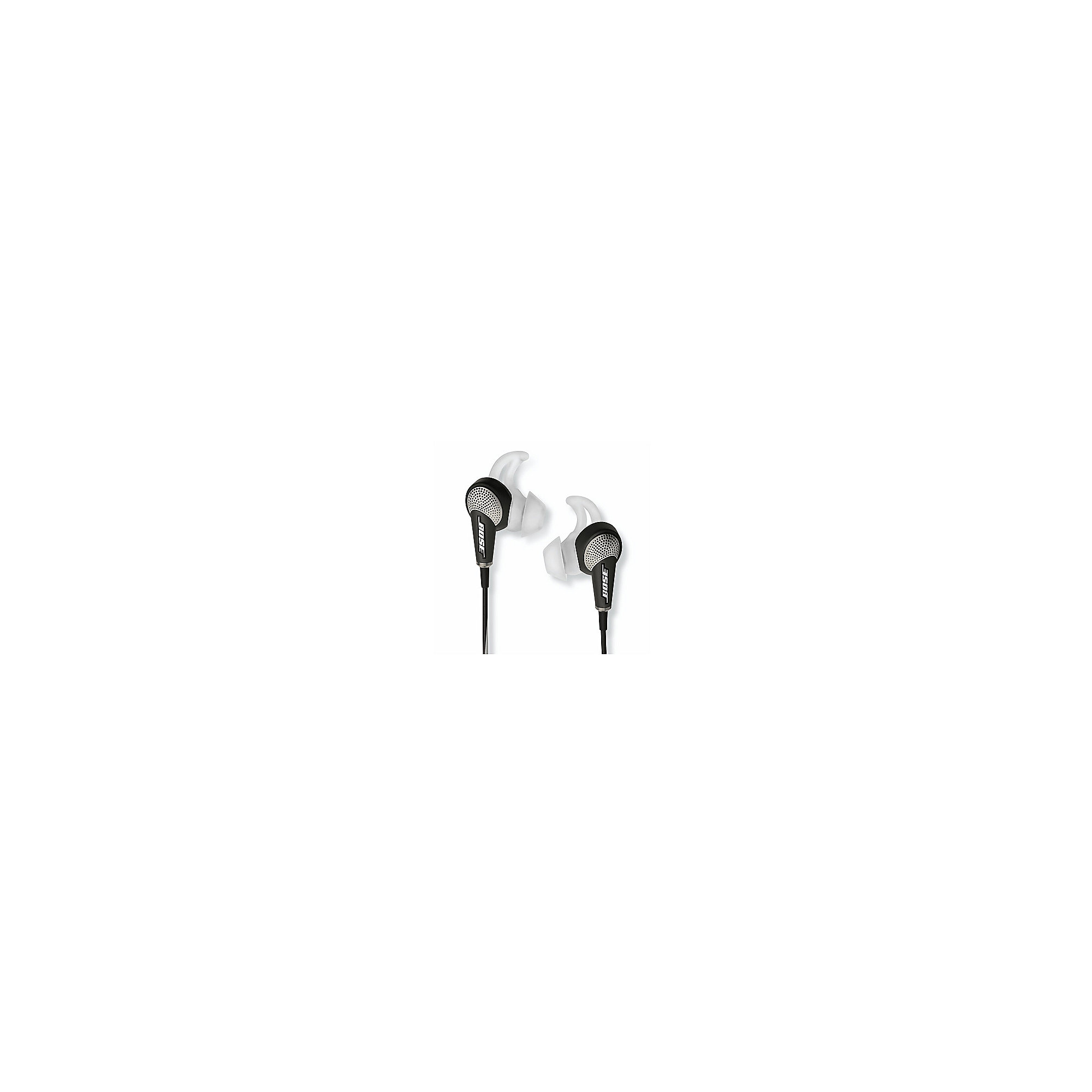 BOSE Quietcomfort 20 Schwarz (Samsung) In Ear Acoustic Noise Cancelling Ohrhörer
