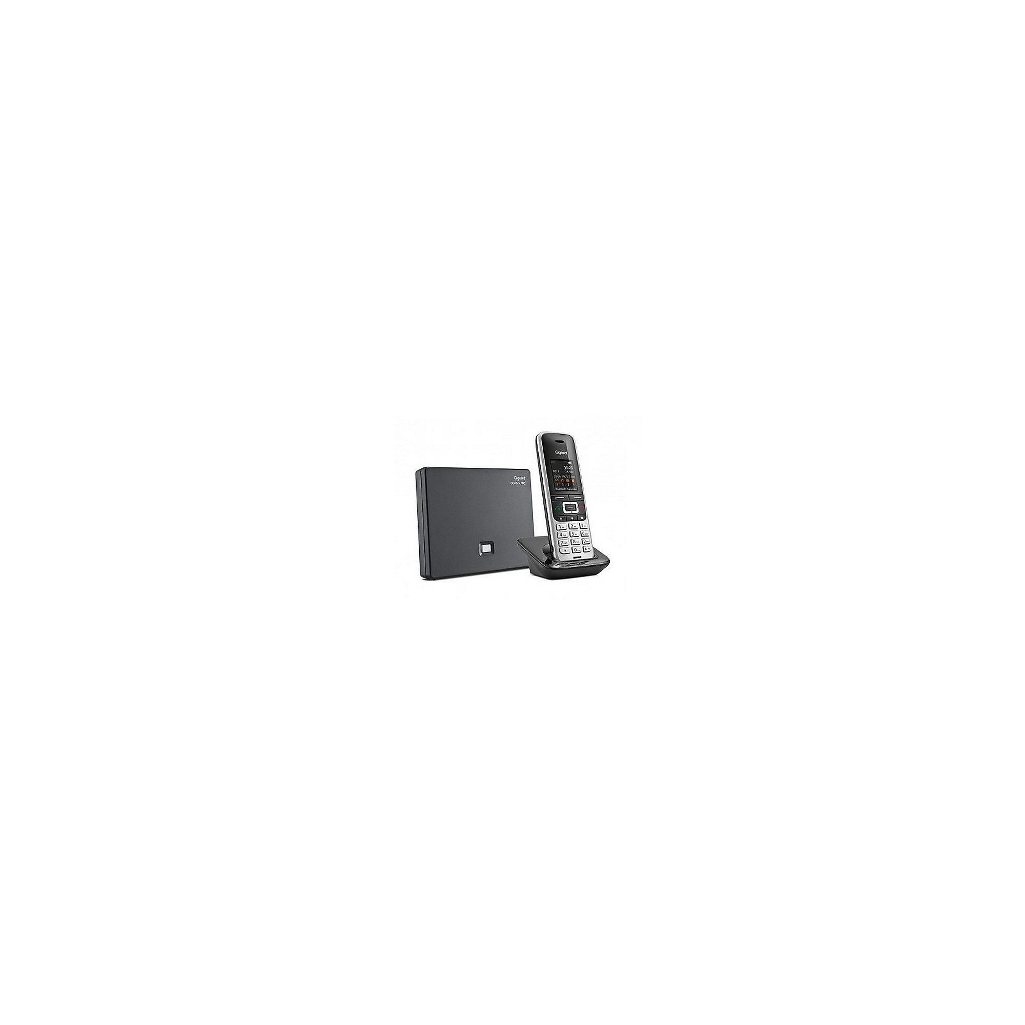 gigaset s850a go festnetztelefon ab pc anschluss analog. Black Bedroom Furniture Sets. Home Design Ideas