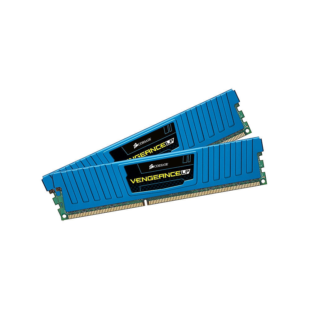 16GB (2x8GB) Corsair Vengeance Low Profile DDR3-1600 CL9 (9-9-9-24) RAM Kit