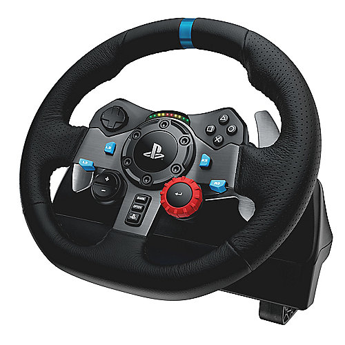 Logitech G29 Driving Force Rennlenkrad PS3 und PS4