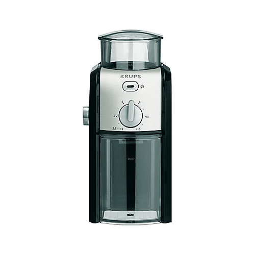 G VX2 42 Kaffee-Espresso-Mühle Schwarz / Chrom | 3045388132308