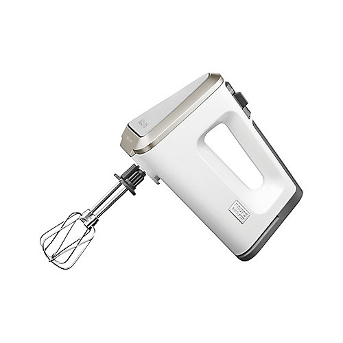 GN 9001 White Collection Handmixer 3 Mix 9000 Weiß   3045388112492