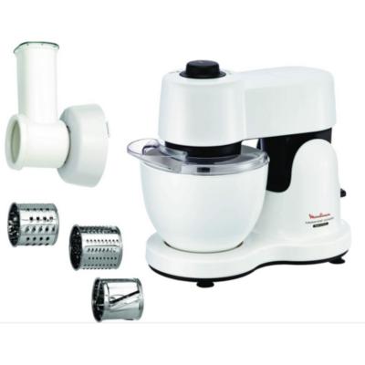 Moulinex  QA2131 Küchenmaschine Masterchef Compact White Plus | 3016661144509
