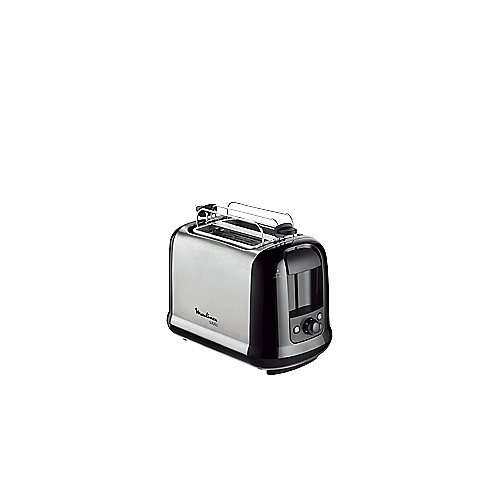 Moulinex LT2618 Toaster Subito Edelstahl Matt/Schwarz | 3045385782094