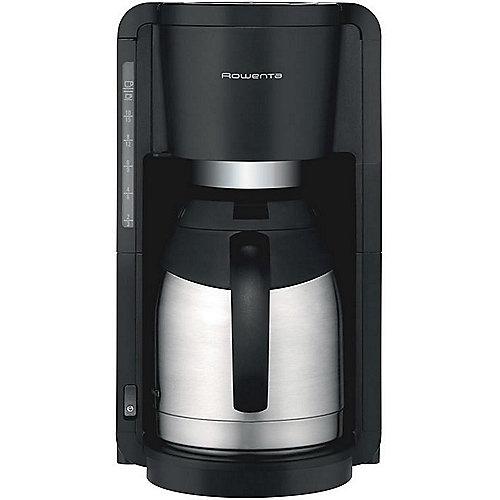 Rowenta CT 3818 Edelstahl Thermo Kaffeemaschine Schwarz/Edelstahl | 3045386356355