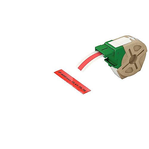 70150025 Icon intelligente Endlos-Etiketten 12mm rot Kunststoff klebend | 4002432104956