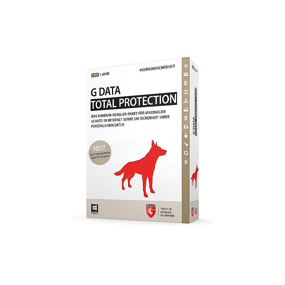 G DATA TotalProtection 2015 Win