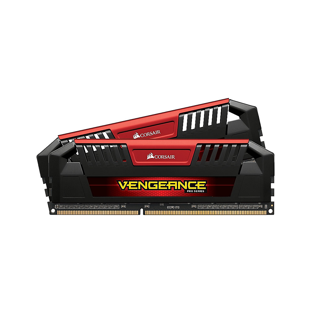 16GB (2x8GB) Corsair Vengeance Pro DDR3L-1600 CL9 RAM DIMM - Kit