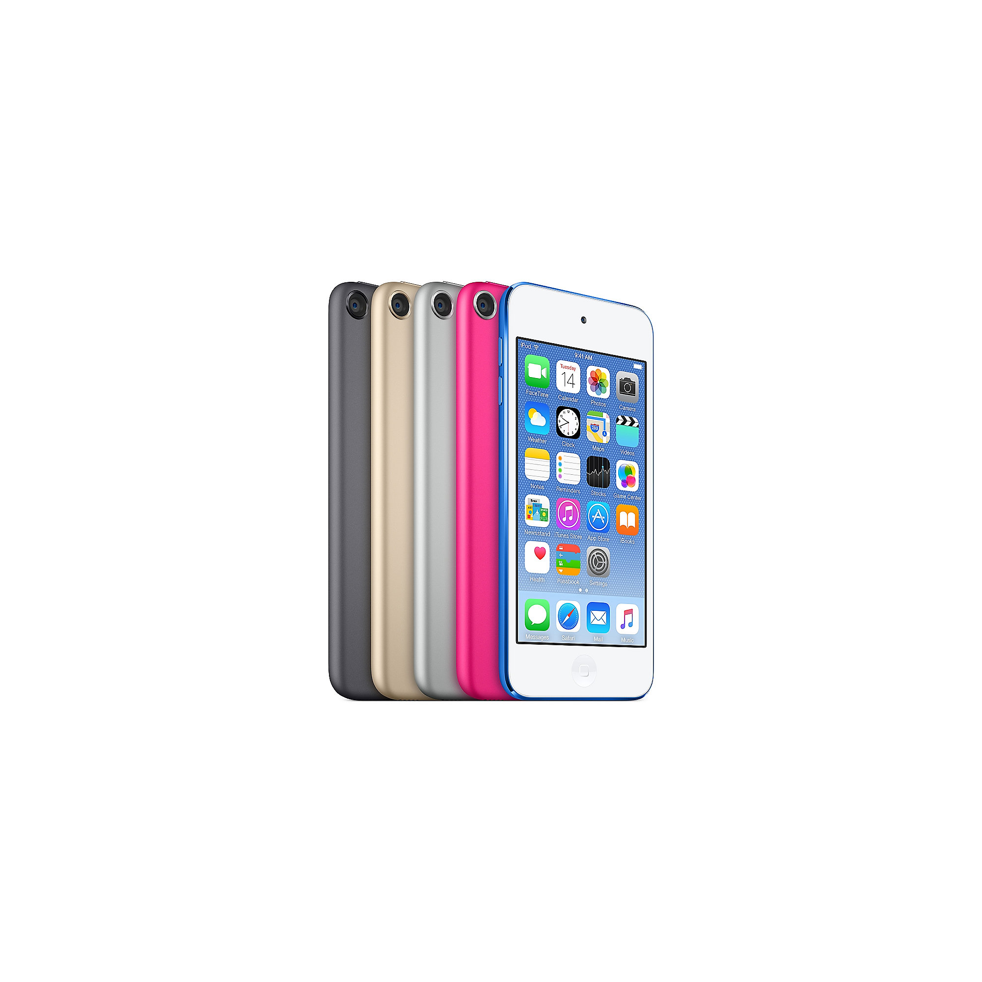 Apple iPod touch 32 GB Pink - MKHQ2FD/A