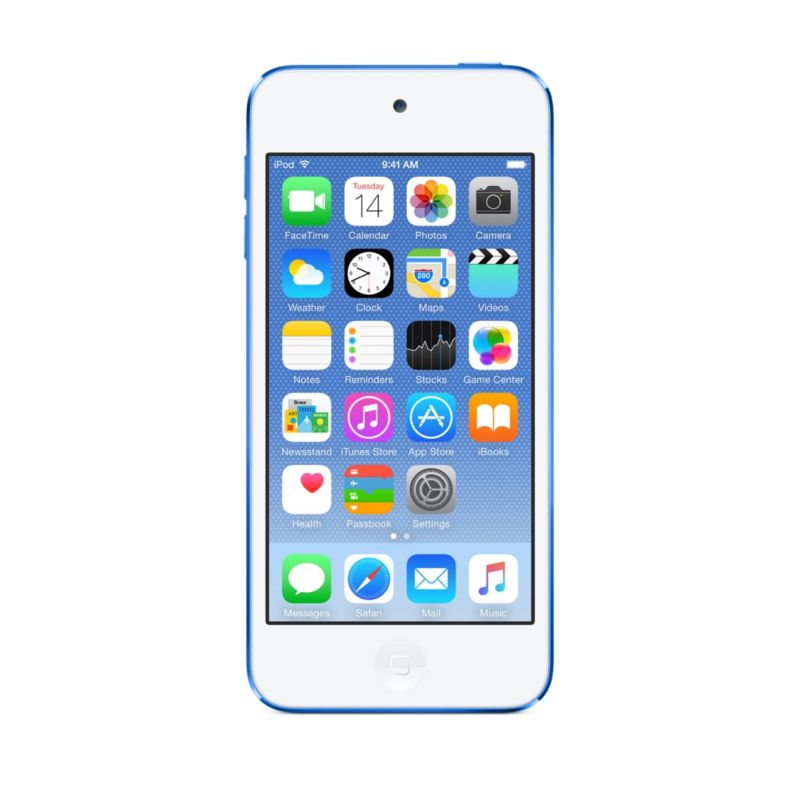 Apple iPod touch 32 GB Blau - MKHV2FD/A