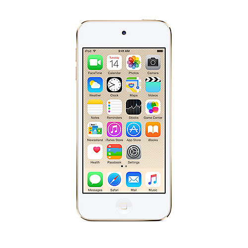 Apple iPod touch 64 GB Gold - MKHC2FD/A