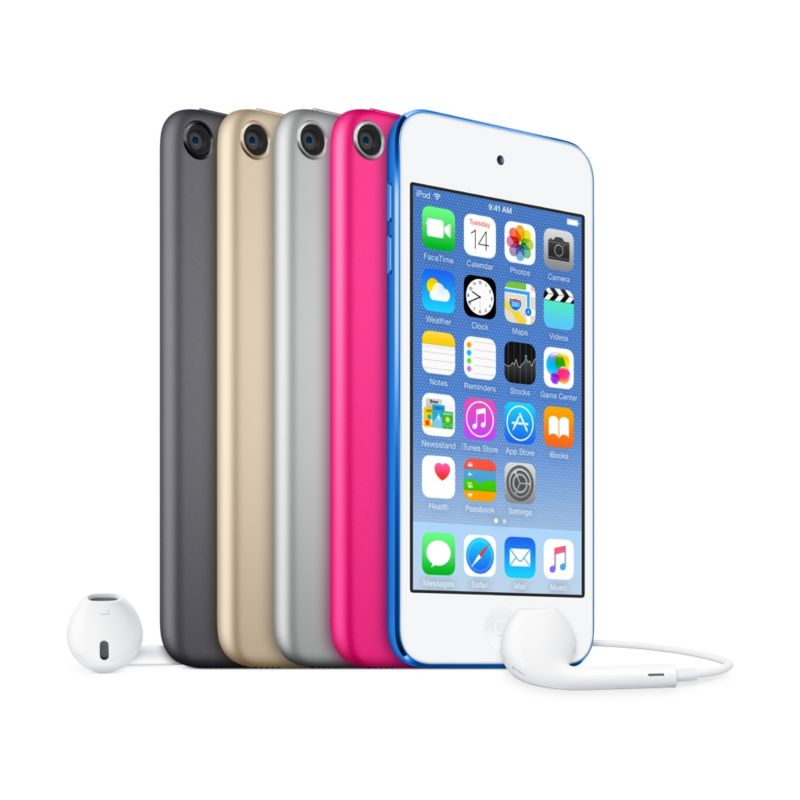 Apple iPod touch 64 GB Space Grau - MKHL2FD/A