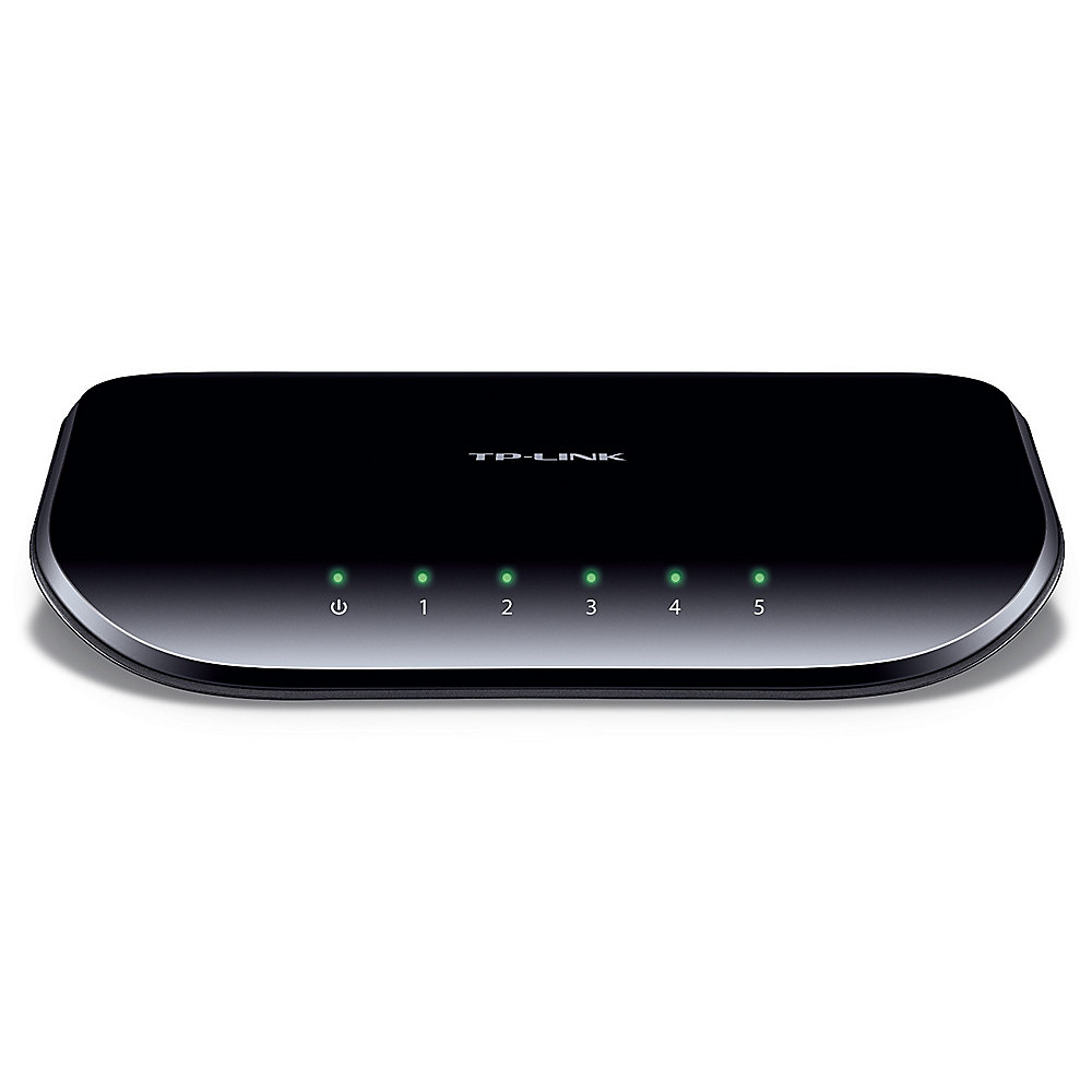 TP-LINK TL-SG1005D 5x Port Desktop Gigabit Switch (neues Modell)