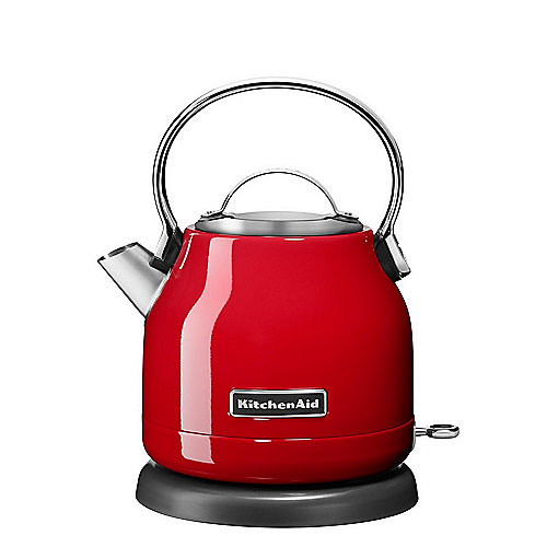 KitchenAid 5KEK1222EER Wasserkocher 1,25L empire rot