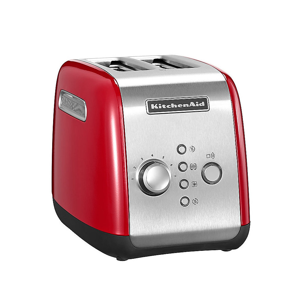 KitchenAid 5KMT221EER 2-Scheiben Toaster 1.100W empire rot