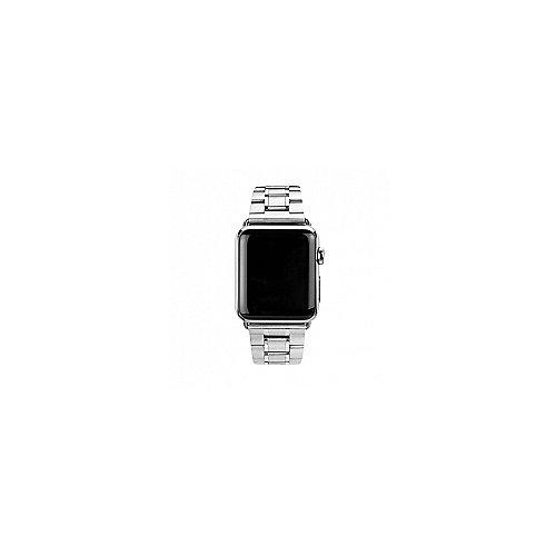 CASEual Steel Band für Apple Watch 42mm silber