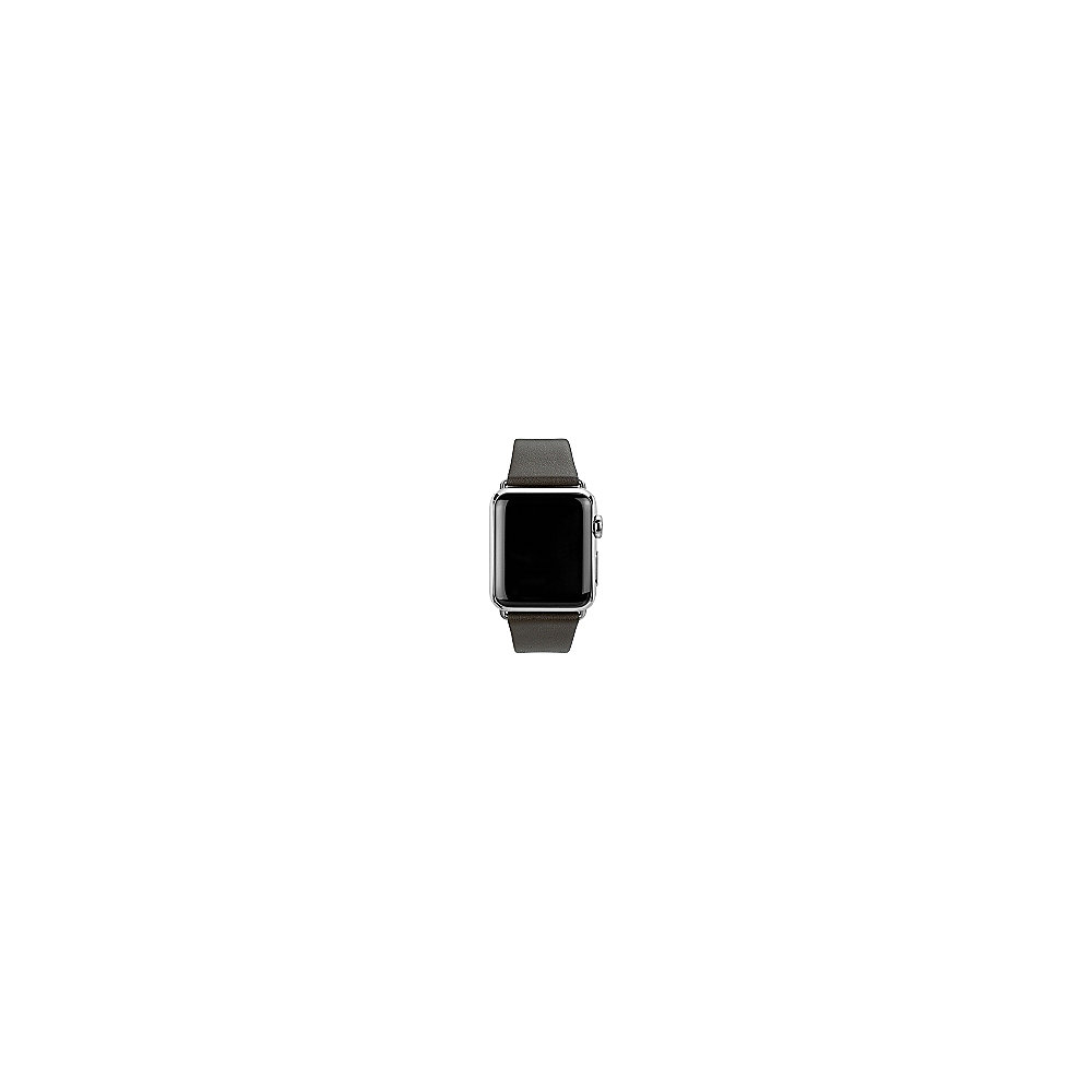 CASEual Steel Band für Apple Watch 42mm silber