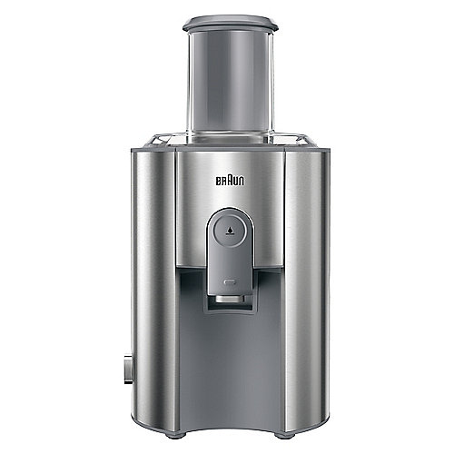 Braun Multiquick 7 J 700 Entsafter Edelstahl | 4210201045267