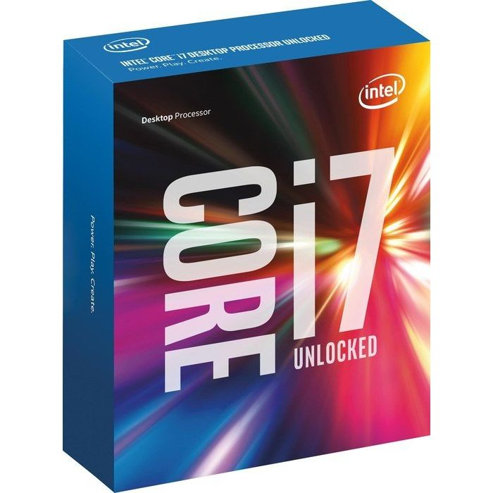Intel Core i7-6700K 4x4.0GHz 8MB-L3 Turbo/HT/IntelHD Sockel 1151 (Skylake)
