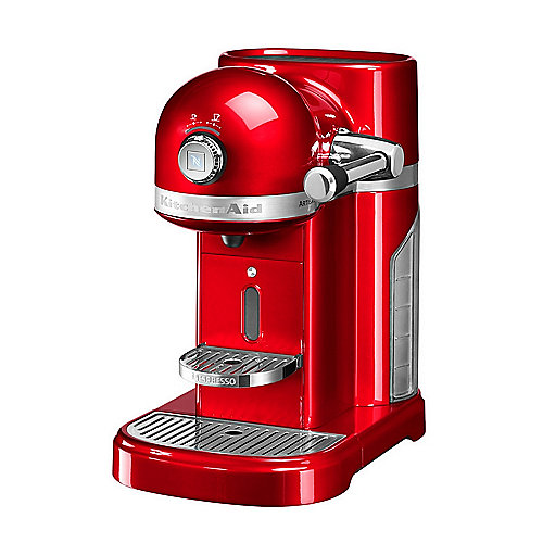 KitchenAid ARTISAN 5KES0503EER/4 Nespressomaschine empire rot   5413184702632