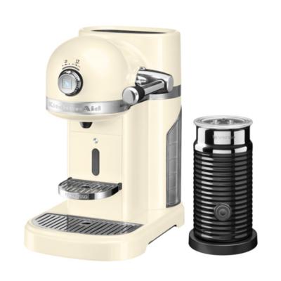 KitchenAid  ARTISAN 5KES0504EAC/4 Kapselmaschine Nespresso Crème | 5413184702489
