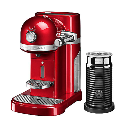 KitchenAid ARTISAN 5KES0504ECA/4 Kapselmaschine Nespresso liebesapfelrot | 5413184702656
