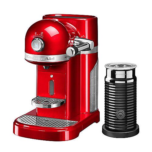 KitchenAid ARTISAN 5KES0504EER/4 Kapselmaschine Nespresso empire rot | 5413184702632