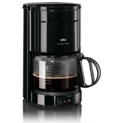 Braun  Aromaster KF 47 Kaffeemaschine schwarz | 8021098320001