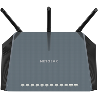 Netgear  R6400 AC1750 Dualband Smart WLAN-ac Router schwarz USB3.0 | 0606449108699