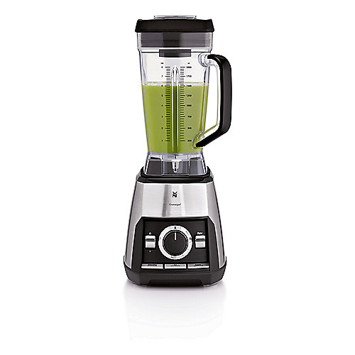 WMF 0416390011 KULT pro Power Green Smoothie Standmixer Cromargan® matt