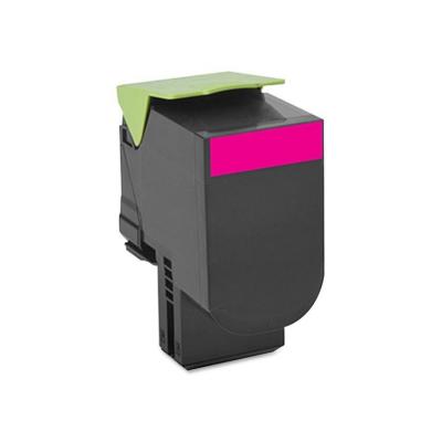Lexmark  70C2HME Corporate-Tonerkassette Magenta für ca. 3.000 Seiten | 0734646470988
