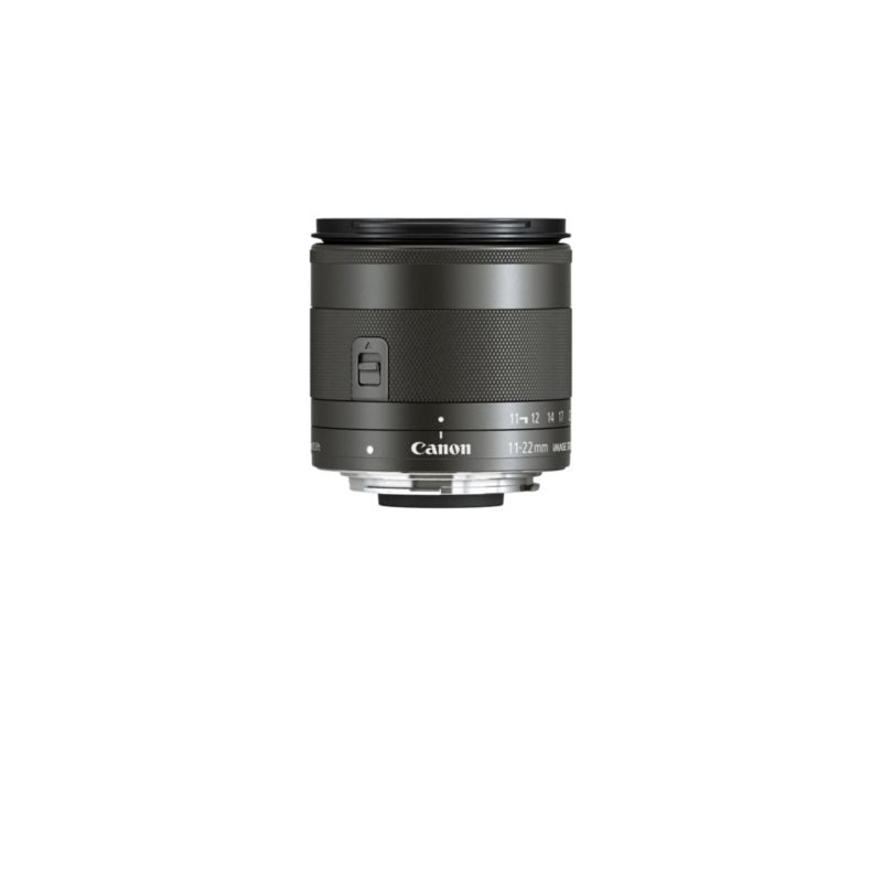 Canon EF-M 11-22mm 1:4,0-5,69 IS STM
