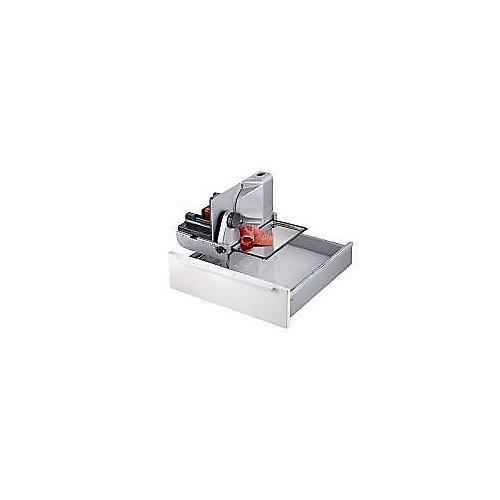 ritter AES 62 SR Einbau-Allesschneider silbermetallic (Rechtsführung) | 4004822542003