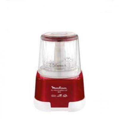 Moulinex  DP800G Zerkleinerer La Moulinette Plus Metallic-Rot | 3016661142086