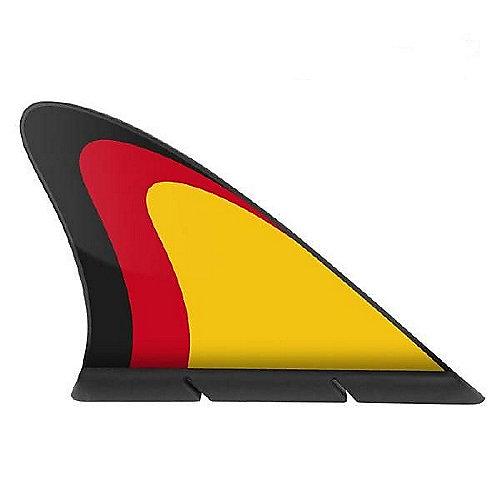 Fanflosse Deutschland, geschwungen | 4250786706672