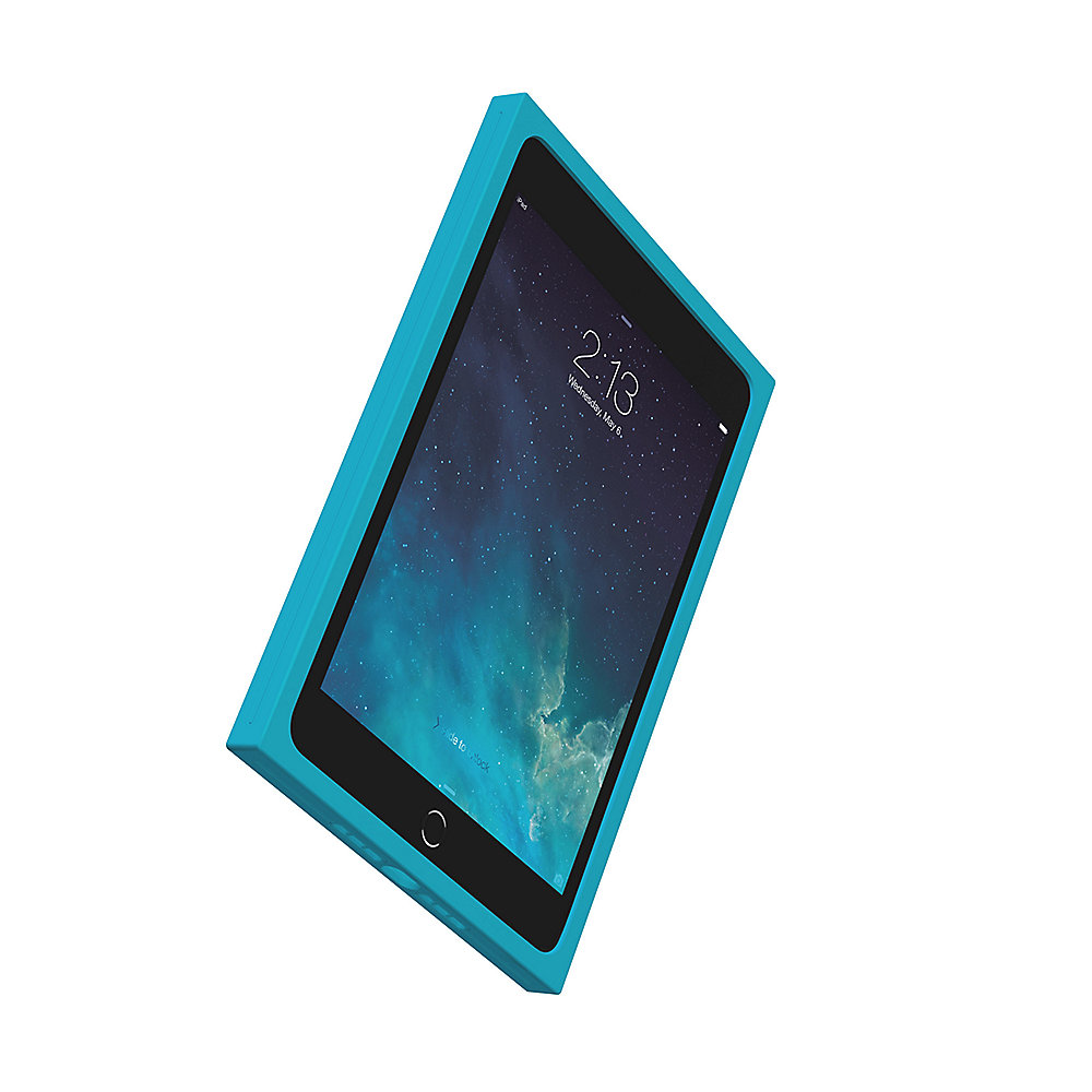 Logitech BLOK Protective Shell for iPad mini 2, 3 TEAL/BLUE