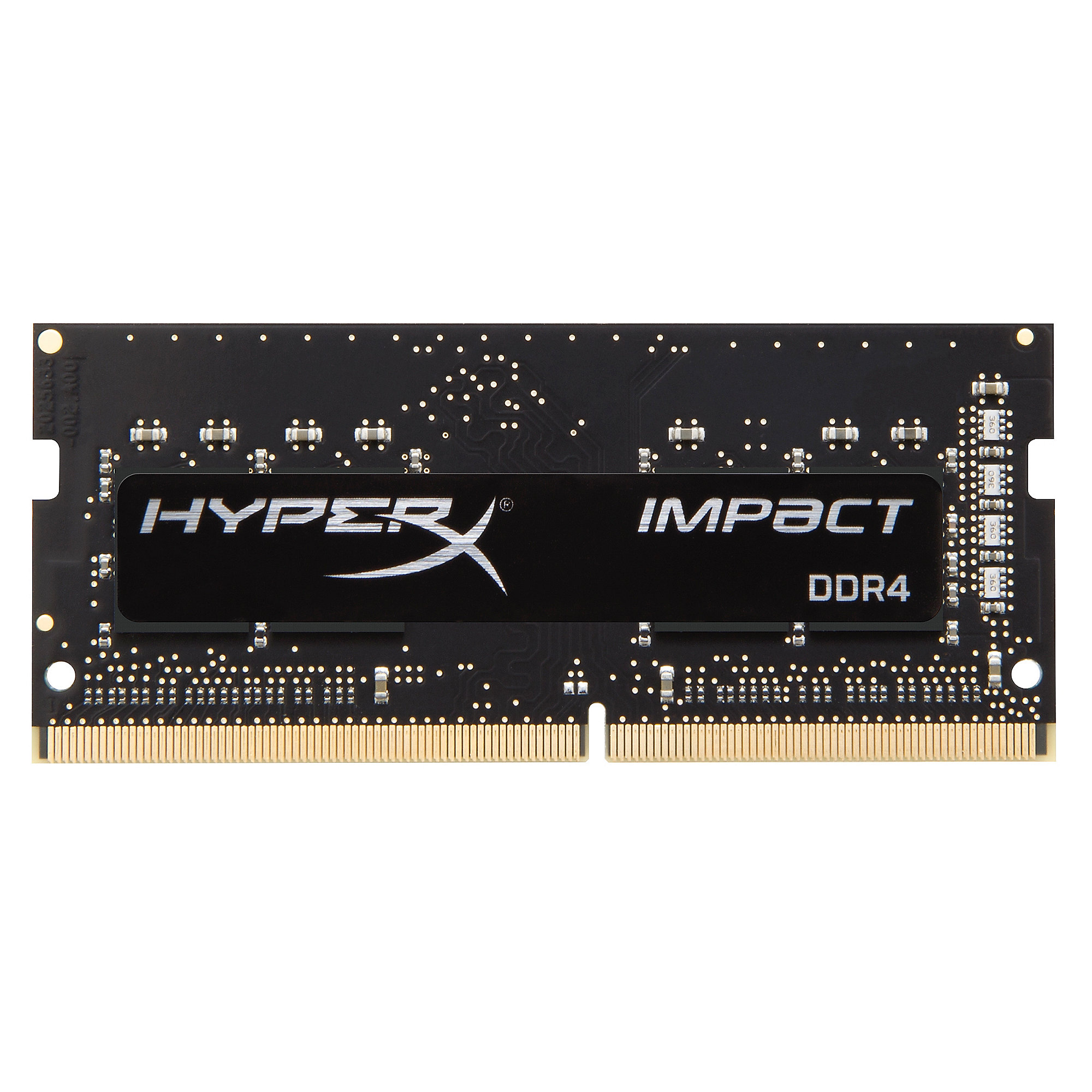 4GB HyperX Impact DDR4-2133 CL13 SO-DIMM RAM