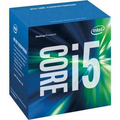 Intel  Core i5-6600 4×3.3GHz 6MB-L3 Turbo/HD Sockel 1151 (Skylake) | 5032037076081