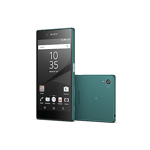 Sony Xperia Z5 green Android Smartphone