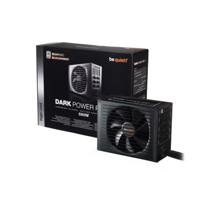 be quiet!  Dark Power Pro 11 550 Watt  ATX V2.4 80+ Platinum Netzteil modular | 4260052183755