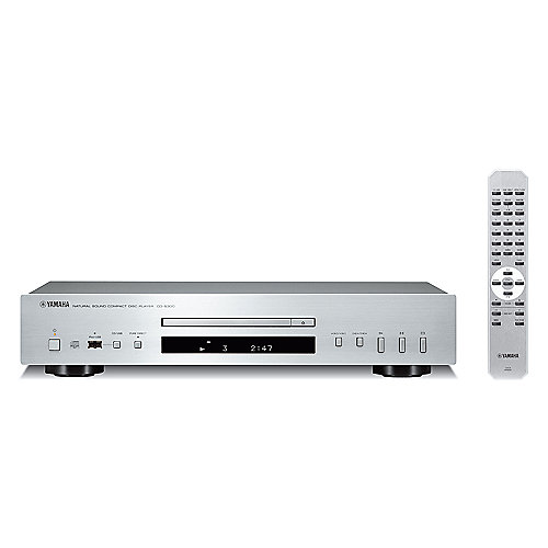 Yamaha CD-S300 CD-Player silber