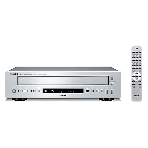 Yamaha CD-C600 CD-Player silber