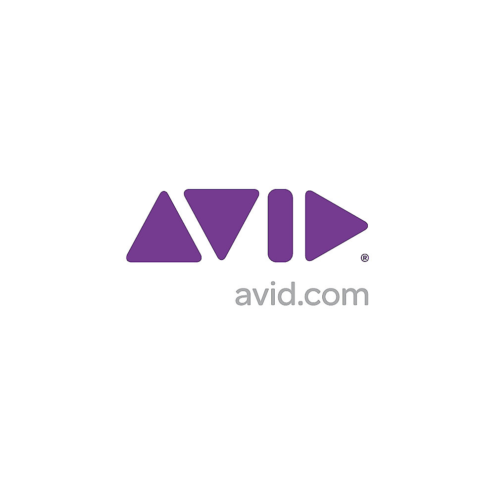 Avid Media Composer inklusive Standard Support - EDU