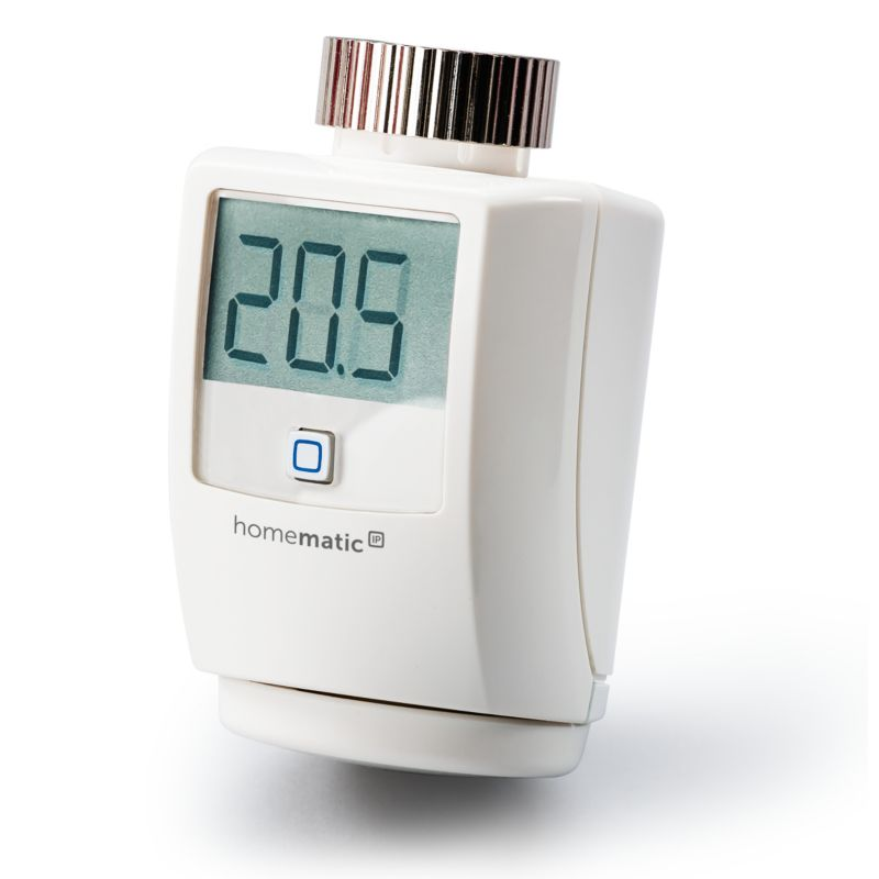 Homematic IP Bundle 1xAccess Point 2xHeizkörperthermostat 2xFensterkontakte