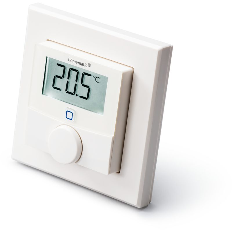 Homematic IP 1xZentrale 1xHeizkörperthermostat 1xFensterkontakt 1xWandthermostat