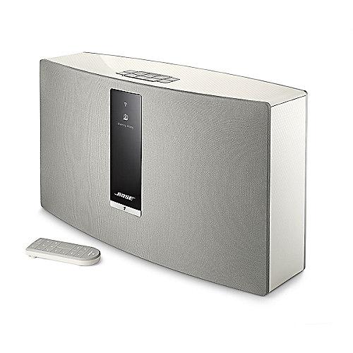 BOSE SoundTouch 30 III Weiß Netzwerk Lautsprecher | 0017817694278