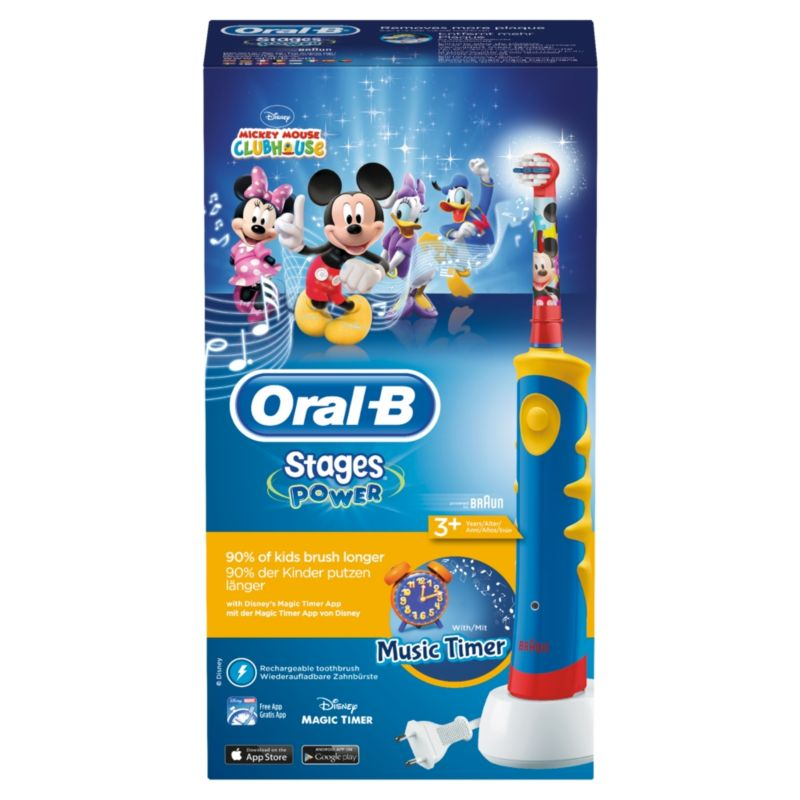 Braun Oral-B Advance Power Kids 950 Elektrische Zahnbürste