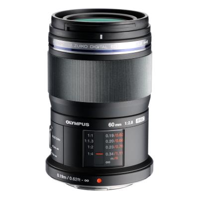 Olympus  M.Zuiko ED 60mm f/2.8 Makro Objektiv | 4545350041236