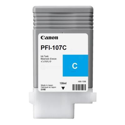 Canon  6706B001 Druckerpatrone PFI-107 Cyan für iPF680, 685, 780, 785 | 4960999910956