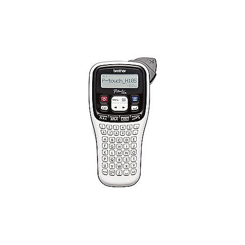 P-touch H105WB Beschriftungsgerät | 4977766726146